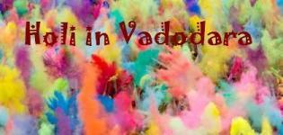 Holi in Vadodara - Holi Celebration Party Events in Vadodara