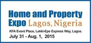 Home and Property Expo 2015 at Lagos Nigeria