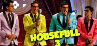 Housefull 3 Star Cast and Crew Details 2016 - Housefull 3 Movie Actress Actors Name