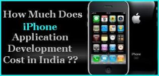 How Much Does iPhone Application Development Cost in India