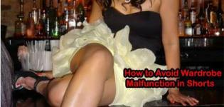 How to Avoid Wardrobe Malfunction When You Are in Party