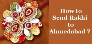 How to Send Rakhi to Ahmedabad Online - How to Send Rakhi to Ahmedabad India
