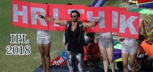 Hrithik Roshan's Mesmerizing Dance Performance at Opening Night in VIVO IPL 2018