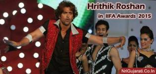 Hrithik Roshan Dance Performance in IIFA Awards 2015 - Watch Video with Latest Dancing Pics