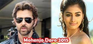 Hrithik Roshan in Gujarat Kutch Bhuj for Upcoming Hindi Movie Mohenjo Daro 2015 Shooting