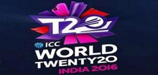 ICC T20 Cricket World Cup 2016 in India - Match Venue - Team Schedule - Time Table