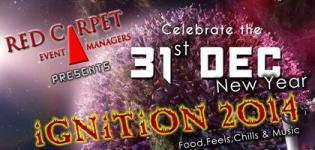 IGNITION 2014 Party at Infocity Club and Resort in Gandhinagar by Red Carpet Event Managers