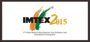 IMTEX 2015 Bangalore - Engineering Expo at Bangalore International Exhibition Centre in India