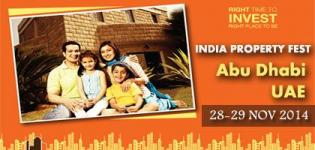 INDIA PROPERTY FEST 2014 - Property Expo in Abu Dhabi UAE - Indian Real Estate Show/Exhibition/Fair
