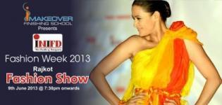 INIFD Fashion Show 2013 Rajkot - INIFD Fashion Week 2013