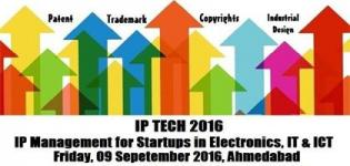 IP TECH 2016 in Ahmedabad at Hotel Novotel - Date Venue Details