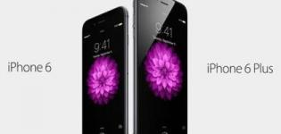 IPhone 6 and 6 Plus Launch in USA on September 2014