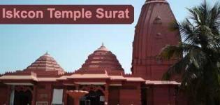 ISKCON Temple in Surat Gujarat - Iskcon Mandir Darshan Timings Address - Photos
