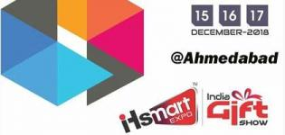 ITSmart Business Expo 2018(IT-STATIONERY-GIFTING Exhibition) in Ahmedabad - Date & Venue Details
