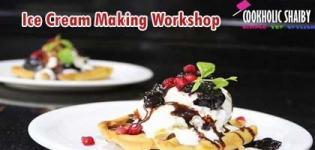 Ice Cream Making Workshop Arrange in Surat City - Learning Workshop Details