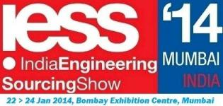 India's Largest International Engineering Sourcing Show 2014 - IESS 2014 in Mumbai