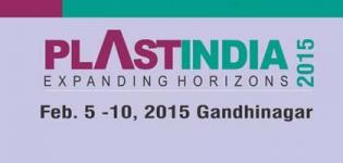 India Plast 2015 - International Plastics Exhibition & Conference 2015 in Gandhinagar