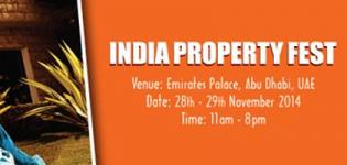 India Property Fest Abu Dhabi 2014 at UAE