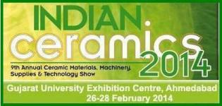 Indian Ceramics Exhibition 2014 in Ahmedabad - Trade Fair Show in Gujarat