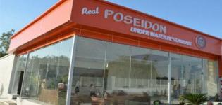 Indian First Real Poseidon Under Water Restaurant in Ahmedabad Gujarat