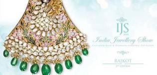 Indian Jewellery Show 2018 - Jewellery Exhibition arrange for You in Rajkot