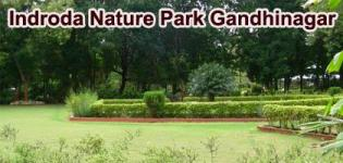 Indroda Nature Park Gandhinagar Gujarat Timings - Address Photos - Details
