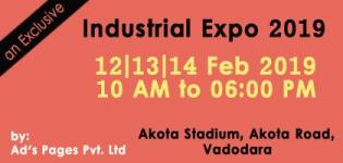 Industrial Expo 2019 Vadodara Exhibition Date Venue and Time Details