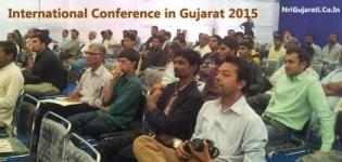 International Conference in Gujarat 2015 - Ahmedabad Rajkot Vadodara Surat and Other Cities