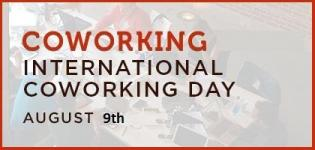 International Coworking Day Celebrated 2015 on 9th August