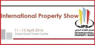 IPS Dubai - International Property Show 2016 at Dubai World Trade Centre UAE
