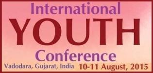 International Youth Conference 2015 at Vadodara by Ramakrishna Mission Vivekananda Memorial