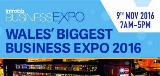 Introbiz Business Expo 2016 in UK at Motorpoint Arena Cardiff