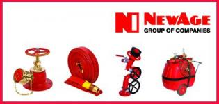 Invitation of NewAge Industries India to visit their stall at INTERSEC 2015 in DUBAI