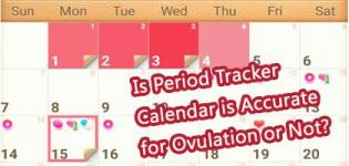 Is Period Tracker Calendar is Accurate for Ovulation or Not?