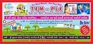 JCI Greater Baroda Presents TEMPLE Event for Children on 22 March 2015
