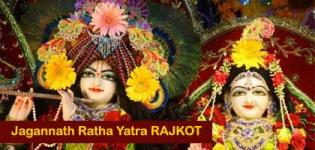 Jagannath Ratha Yatra 2015 Presents By ISKCON Rajkot on 24th January