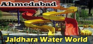 Jaldhara Water World Holiday Spot in Ahmedabad - Water Park Details