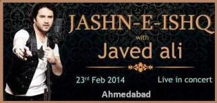Javed Ali Live in Concert 2014 in Ahmedabad Gujarat