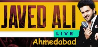 Javed Ali Live in Concert 2019 in Ahmedabad at Rajpath Club Ltd