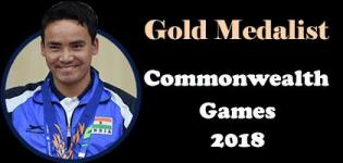 Jitu Rai Wins Gold Medal for Shooting in Commonwealth Games 2018
