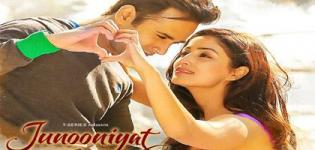 Junooniyat Hindi Movie 2016 - Release Date and Star Cast Crew Details