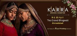 KARRA Wedding Exhibition 2019 in Ahmedabad at The Grand Bhagwati - Date and Details