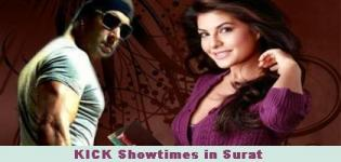 KICK Showtimes Surat - Show Timing Online Booking in Surat Cinemas Theatres
