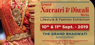 KK Events Presents Grand Navratri & Diwali Mela in Ahmedabad Venue Details