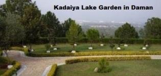 Kadaiya Lake Garden in Daman