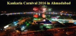 Kankaria Carnival 2016 in Ahmadabad Gujarat - Kankariya Lake Festival Date - Photos