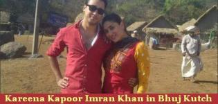Kareena Kapoor Imran Khan in Bhuj Kutch for Shooting