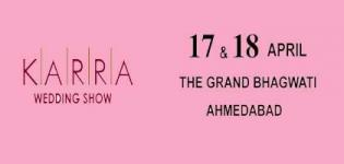 Karra Wedding Show 2018 in Ahmedabad at The Grand Bhagwati - Date and Details