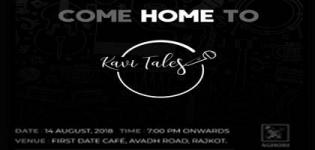Kavi Tales Special Night to Celebrate Independence - Kavi Tales Night Details