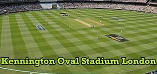 Kennington Oval Stadium ICC Champions Trophy 2017 Match Schedule in London